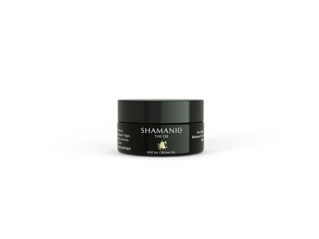 01 Shamanic Tiegel 30ml Special Cream Oil