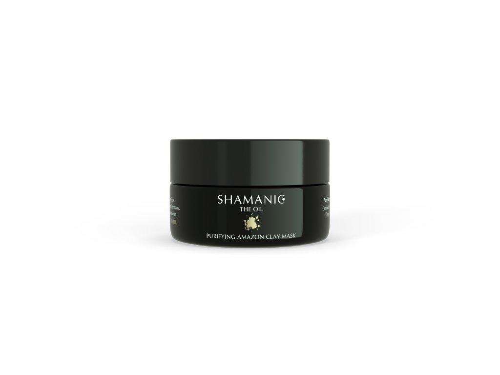 04 Shamanic Tiegel 50ml Purifying Amazon Clay Mask