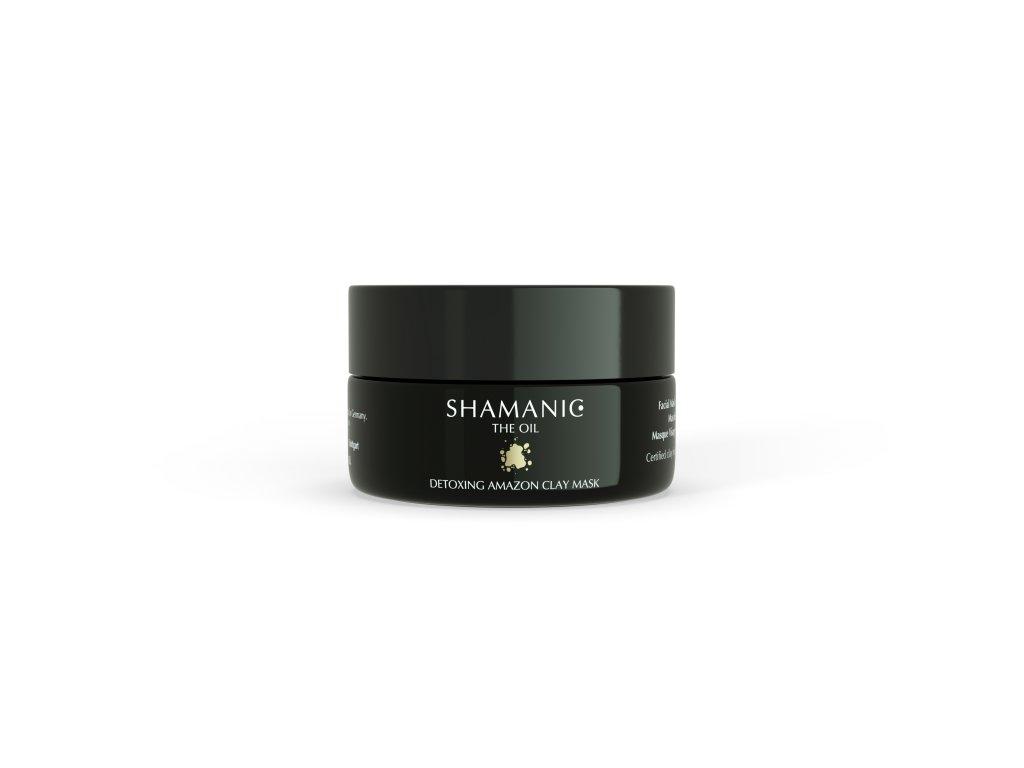 03 Shamanic Tiegel 50ml Detoxing Amazon Clay Mask