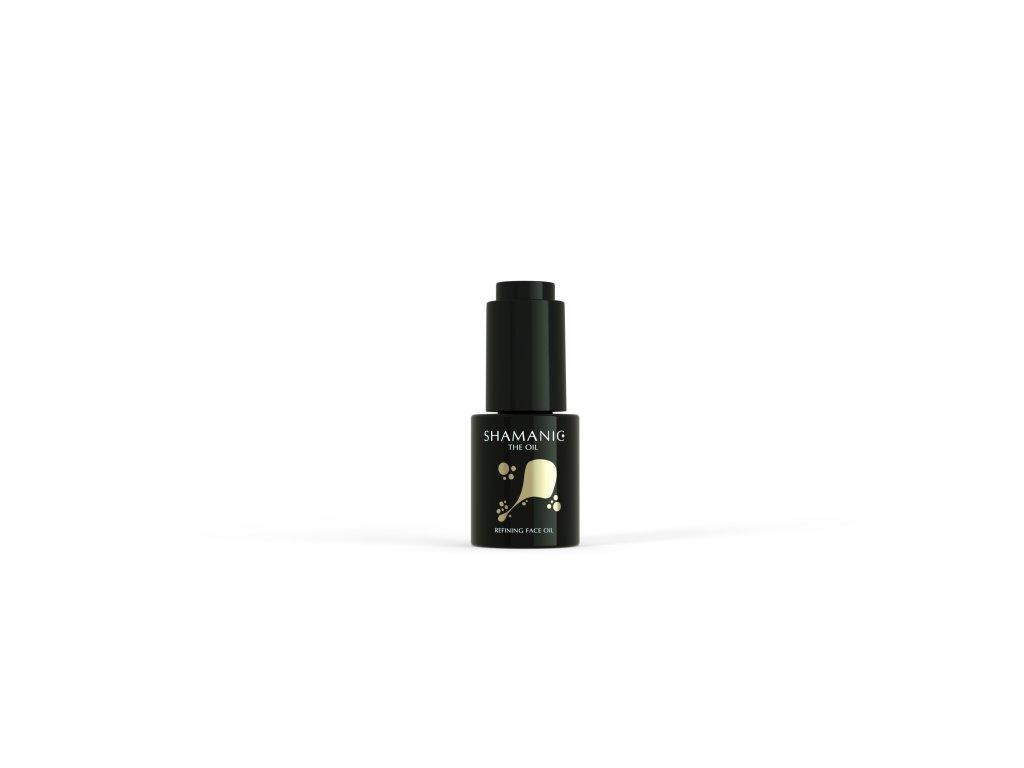 02 Shamanic Flacon 15ml Refining Face Oil