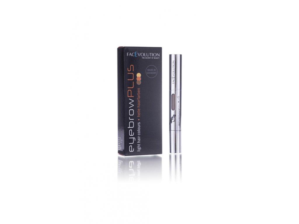 HairPlus gelová tužka na obočí s růstovým efektem