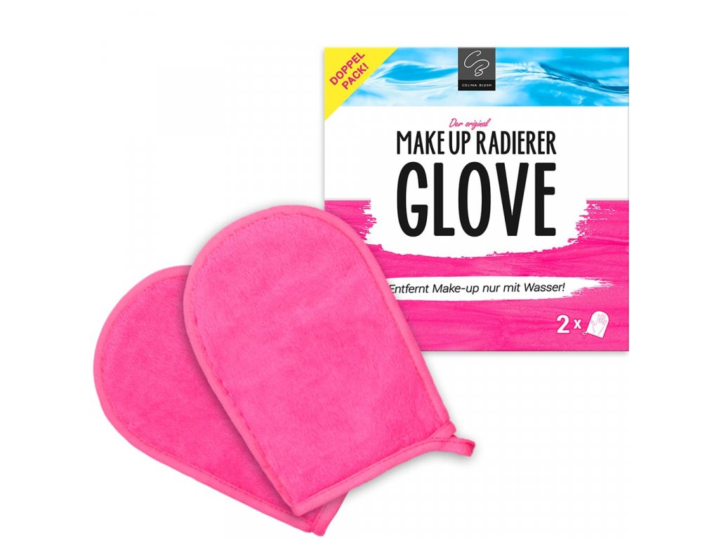 Odstanovac make up rukavicka baleni