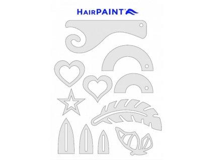 šablona hariPAINT