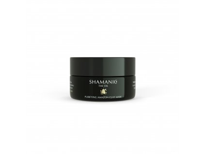 04 Shamanic Tiegel 50ml Purifying Amazon Clay Mask
