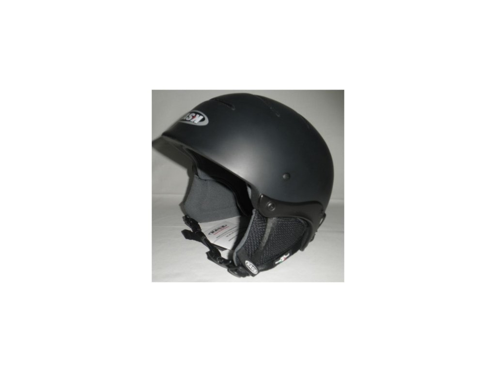 2438 kask piuma shine black