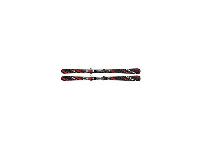Elan E/Flex Carve Red + EL 10 2014/2015
