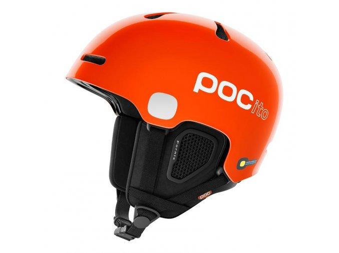 Pocito fornix fluorescent orange 15/16