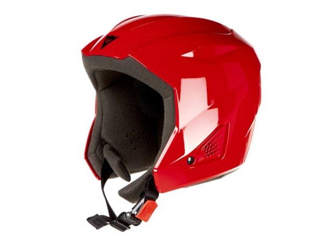 detska helma dainese snow team jr red