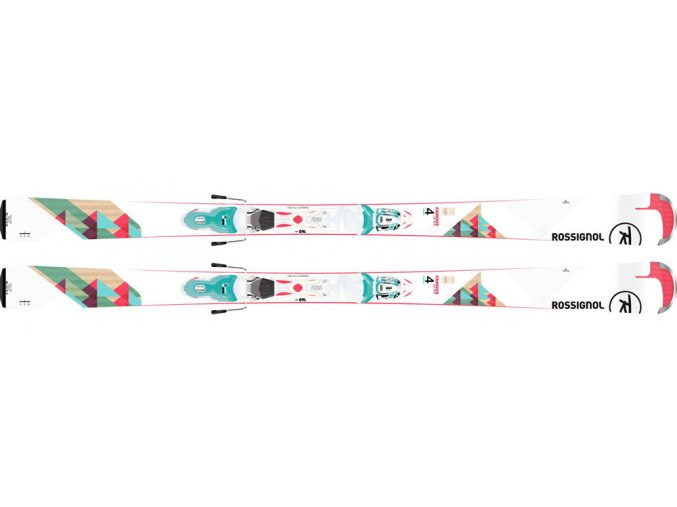 Rossignol Famous 4 + Xpress W10 17/18