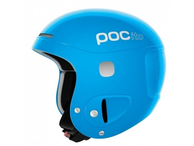 poc pocito skull youth ski race helmet 4 10 yrs