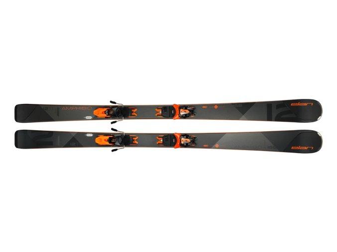 Elan Amphibio 12 TI Power Shift + ELX 11 18/19 TEST