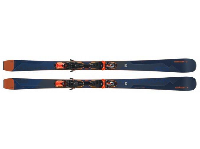Elan WINGMAN 82 CTI Fusion X/Flat + EMX 12 19/20