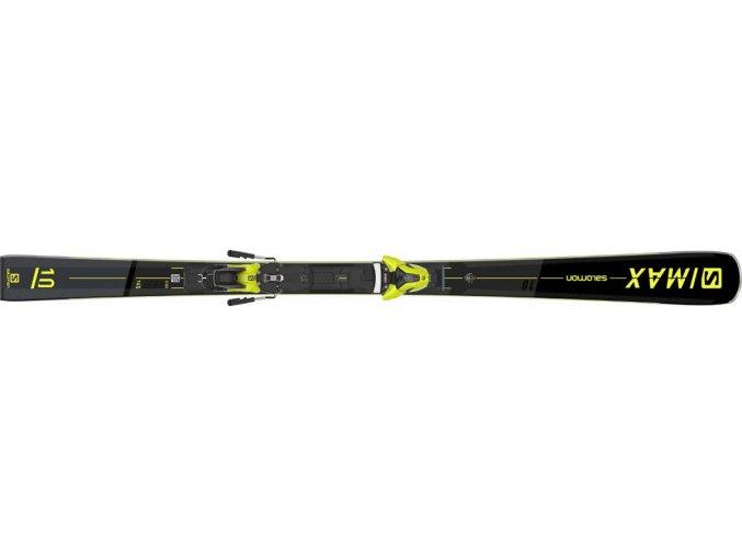 Salomon S Max 10 + vázání Z12 GW 19/20