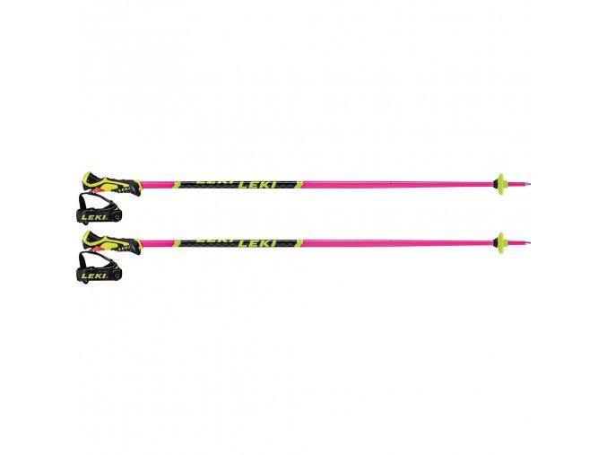 Leki WCR Lite SL 3D pink 20/21