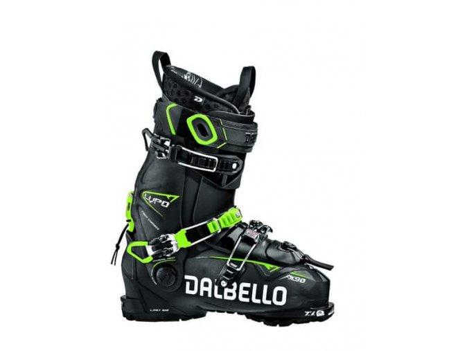 D1907007 00 Dalbello skiboot Lupo AX 90 Black