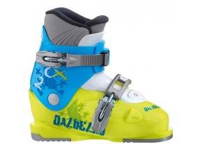 Dalbello CX 2 citron/blue 14/15
