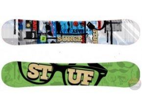 Stuf surge jr.