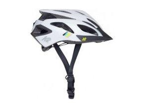 K2-vo2 helmet white 2017