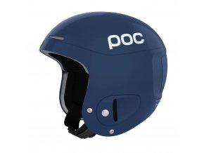 poc helma skull x lead blue l