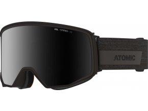 Atomic Four Q Stereo - černá 20/21