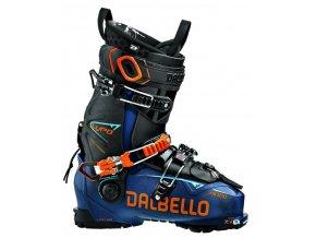 Dalbello LUPO AX 120 UNI blu/blk