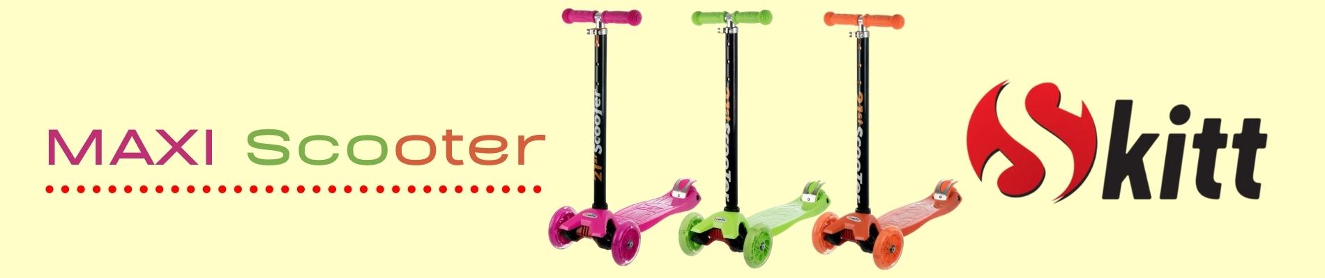 Kopie návrhu Tříkolka Movino Twist - Mini Scooter