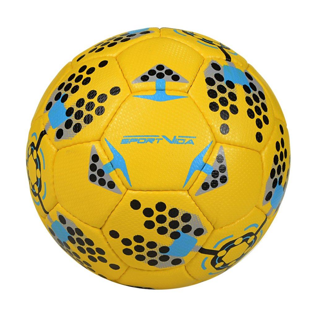 Fotbalový míč do haly SVX vel. 4, žlutý