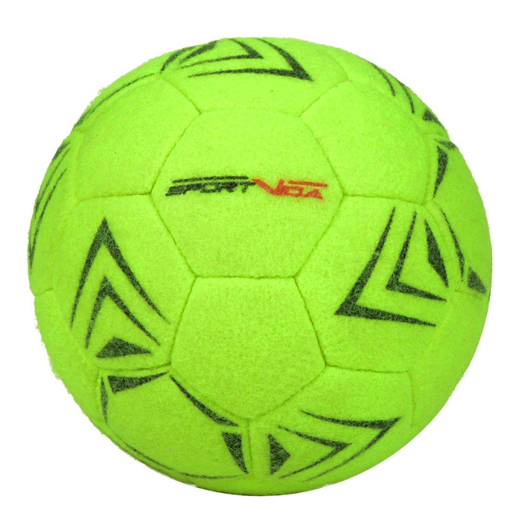 Fotbalový míč do haly SVX vel. 5, neonově-zelený
