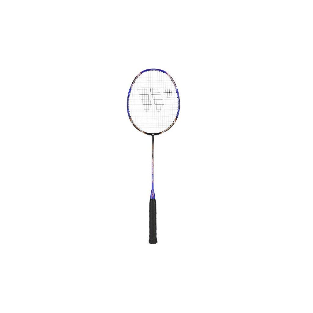 Badmintonová raketa WISH Fusiontec 973 modro-černá