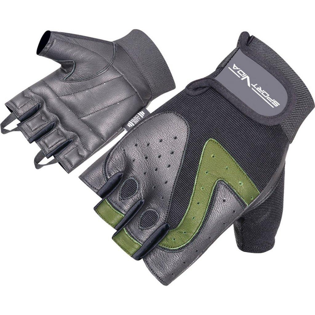 Fitness rukavice na cvičení SVX Ultragrip, S-XXL