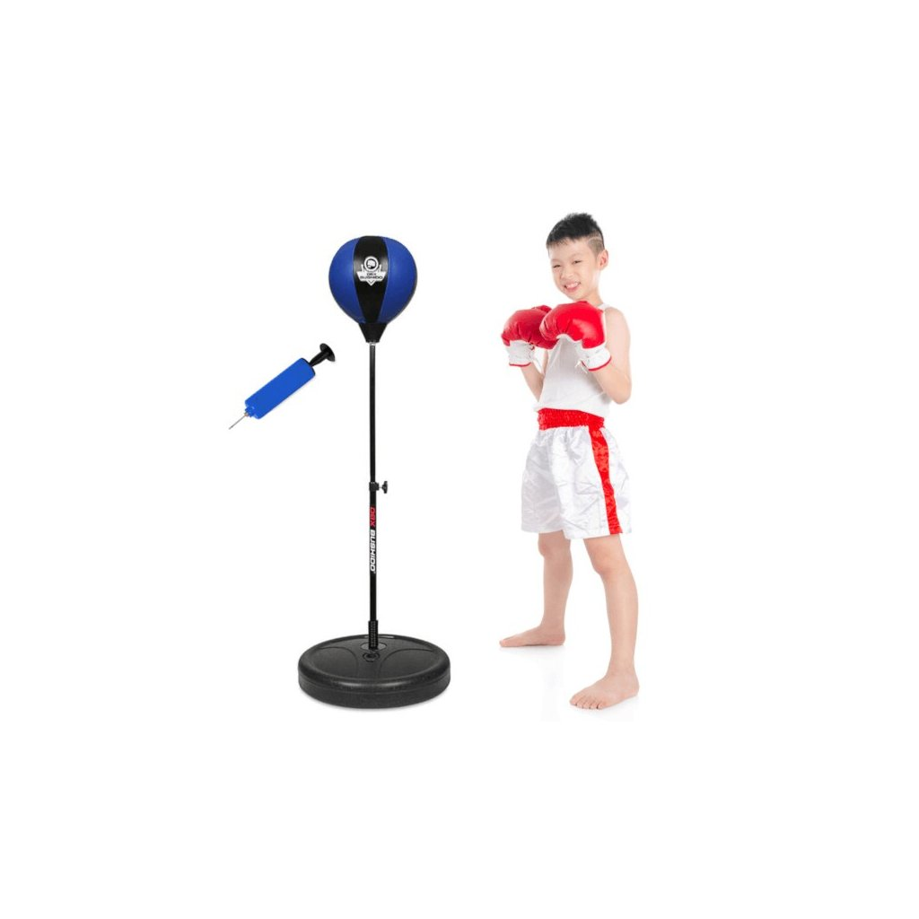 Dětská boxovací hruška se stojanem DBX BUSHIDO PSD1
