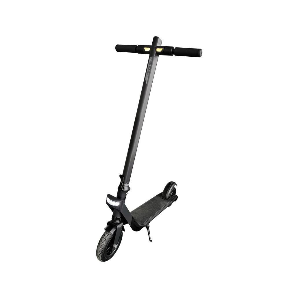 Elektrická koloběžka SP GHOST černá, kolečka 8', do 120 kg