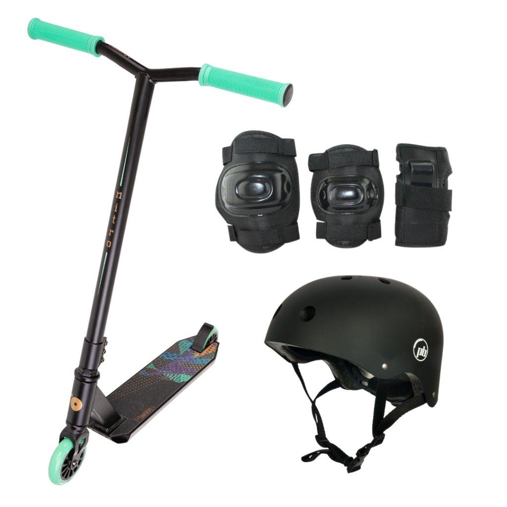Pack nitro green
