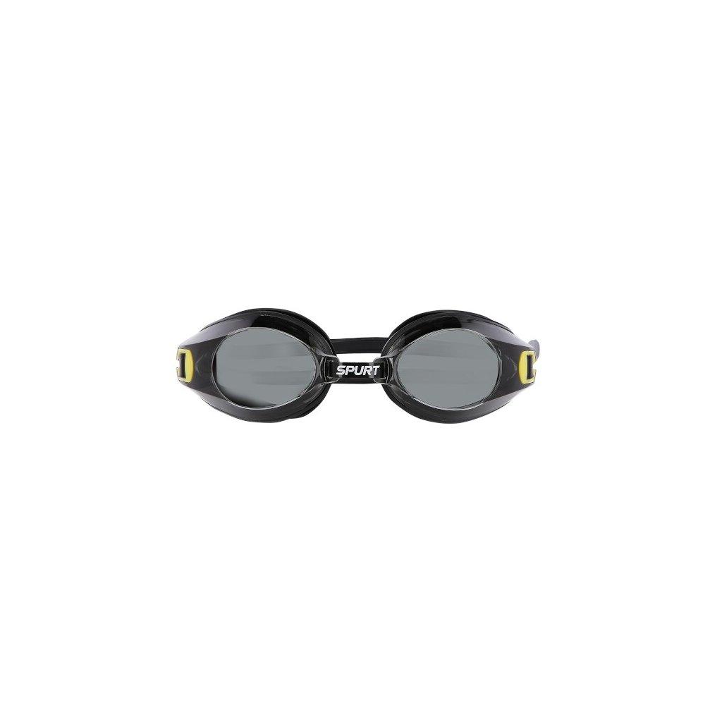 Plavecké brýle SPURT A-1 AF 01, černé