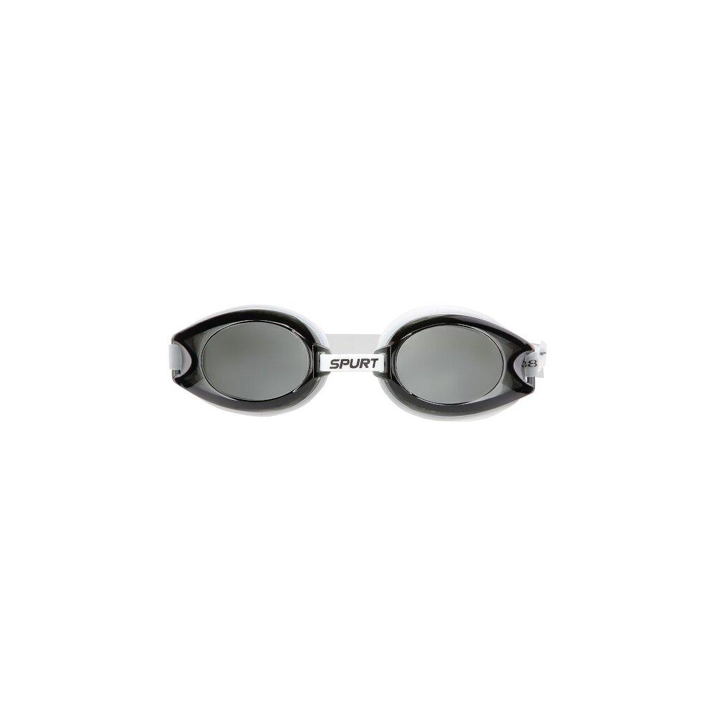 Plavecké brýle SPURT 1200 AF 02 bílé