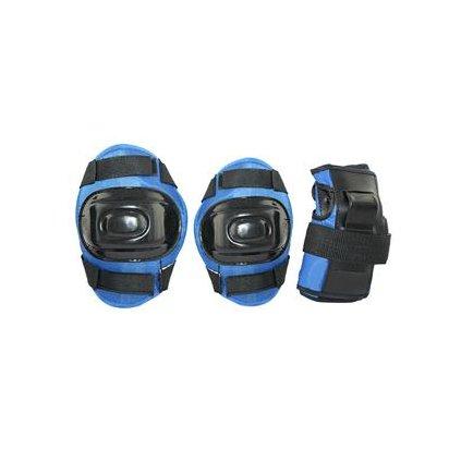 Modrá souprava chráničů EX108