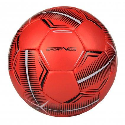 Fotbalový míč do haly SVX vel. 4, červený