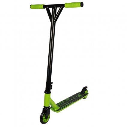 Freestyle koloběžka SVX RAMPAGE Green