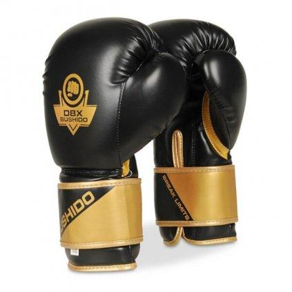 Boxerské rukavice DBX BUSHIDO B-2v10