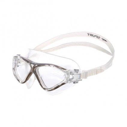 Plavecké brýle SPURT MTP02Y AF 01, šedé