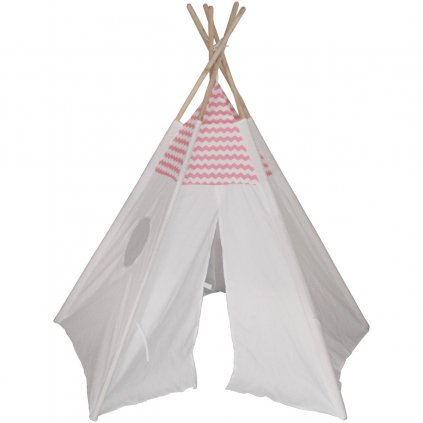 namiot wigwam enero toys classic pink