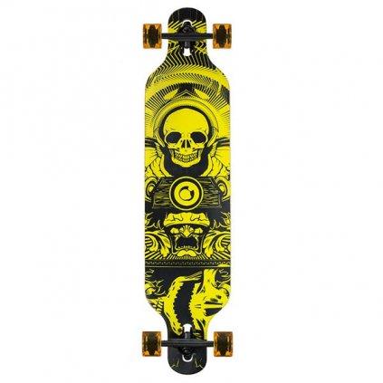 Longboard NEX Skull