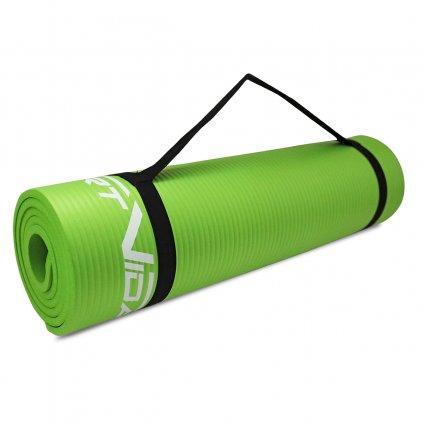 Podložka na cvičení SVX, 1 cm, zelená
