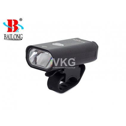 pol pl BAILONG LAMPKA ROWEROWA PRZEDNIA LED CREE XM L3 U3 1490 3
