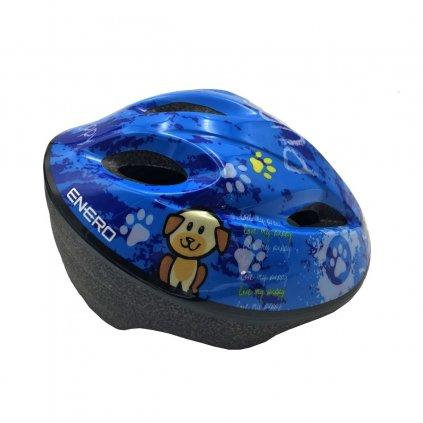 kask rowerowy dzieciecy regulowany enero puppy rm 49 51cm (3)