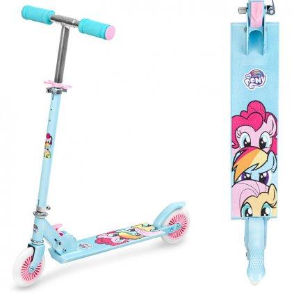 Dětská koloběžka Hasbro® MY LITTLE PONY Dreamer 125mm, modrá