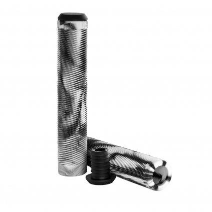 Náhradní grip na řídítka freestyle koloběžky TPR Grip (X-CORE), 2ks