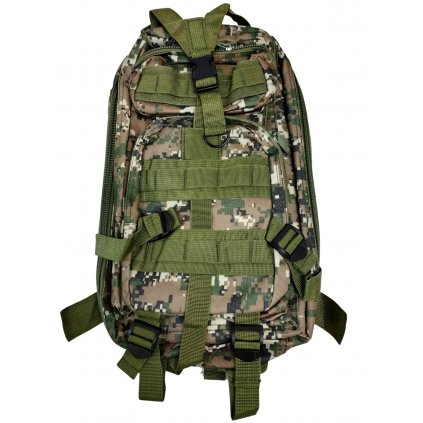 Vojenský turistický batoh 28 l - různé varianty