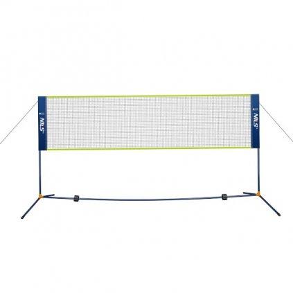 Skládací síť pro badminton NILS NN305