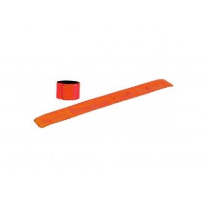 Reflexní pásek, oranžový